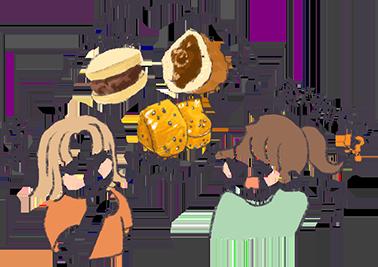 次は何食べる
