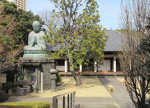 護国山尊重院 天王寺の大仏
