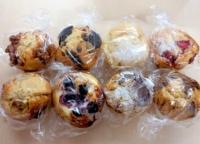 【蔵前】お土産で貰った「デイリーズマフィン東京」のマフィンを実食!見た目も味も満点でした