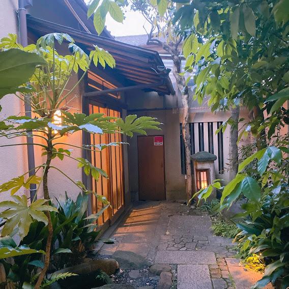 ルーサイトギャラリー&カフェ/玄関前