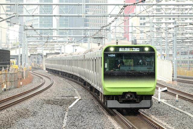 JR東日本:山の手線
