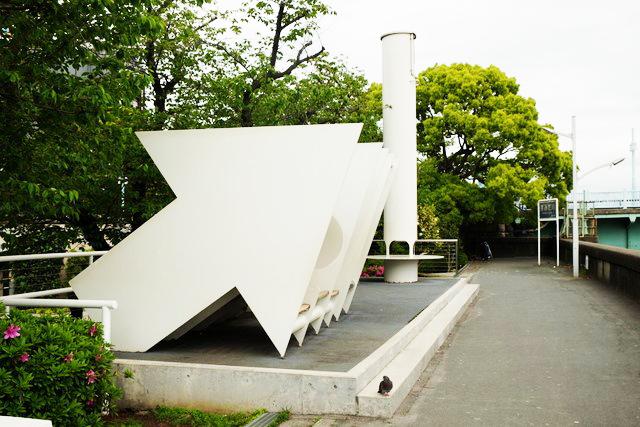 GTS観光アートプロジェクト11LOOK(台東区:隅田公園)