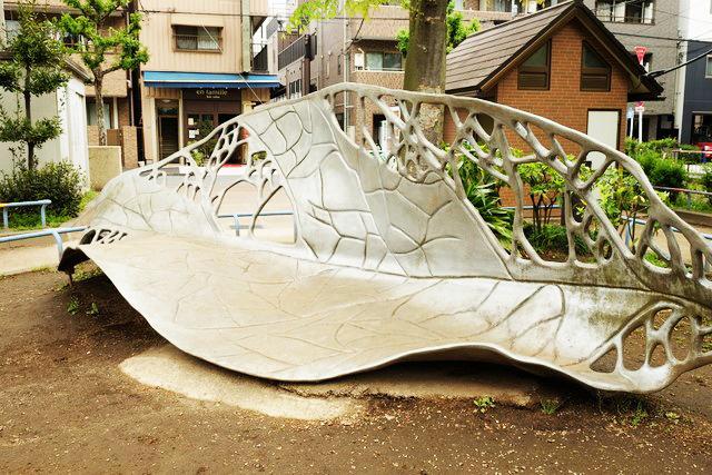 GTS観光アートプロジェクト19は・は・は(墨田区:業平公園)