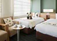 東京旅行におすすめ!パンダルームが可愛い「三井ガーデンホテル上野」で宿泊施設も満喫しよう