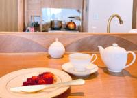 梅雨時に訪れてほしい、お茶専門カフェ「茶室小雨」でおだやかな時間を楽しんで!蔵前でカフェ巡り