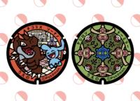 ポケモンマンホール「ポケふた」が台東区上野に2種類登場。国立科学博物館と東京国立博物館で写真をゲットだぜ