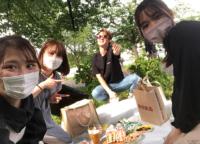めぐり部活動記録|上野のグルメ&グッズでおしゃれピクニック♪in上野恩賜公園(不忍池)