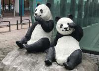 【2021年7月】上野界隈はパンダだらけ?街中を調査!その1:可愛いパンダのオブジェたちを徹底調査
