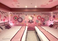 2種類の『ハローキティルーム』がたまらなく可愛い!サンリオ好きや東京観光には浅草東武ホテルへ
