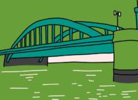 隅田川の歴史ある橋4選「蔵前橋/厩橋/言問橋/駒形橋」について調査
