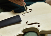 親子で楽しい♪浅草にある工作教室「キットバイオリン」で自分だけのオリジナル楽器をつくろう!